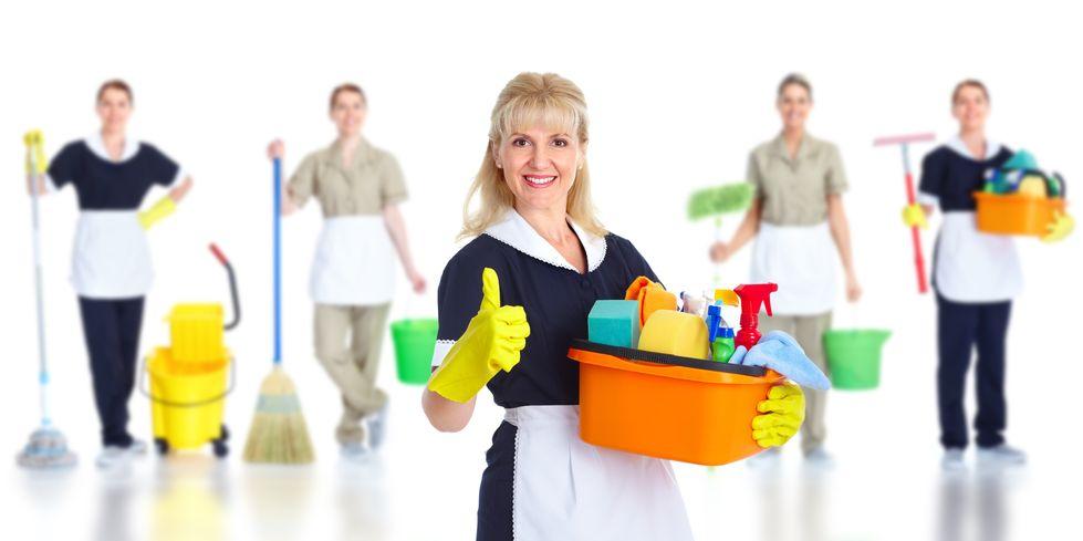 รับจ้างทำความสะอาด